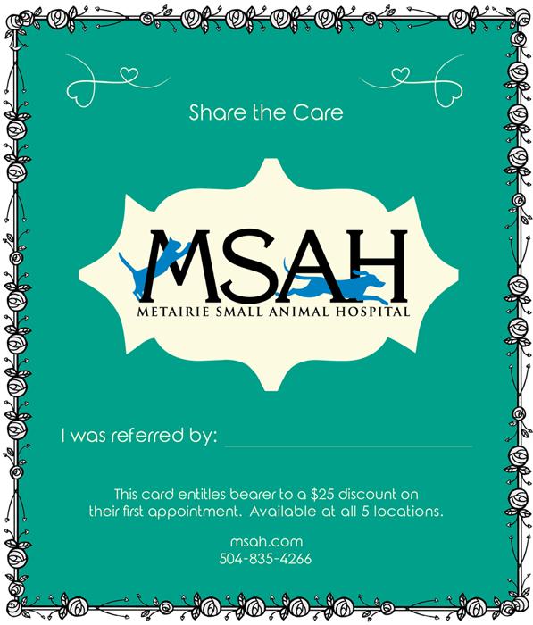 Share the Care at MSAH