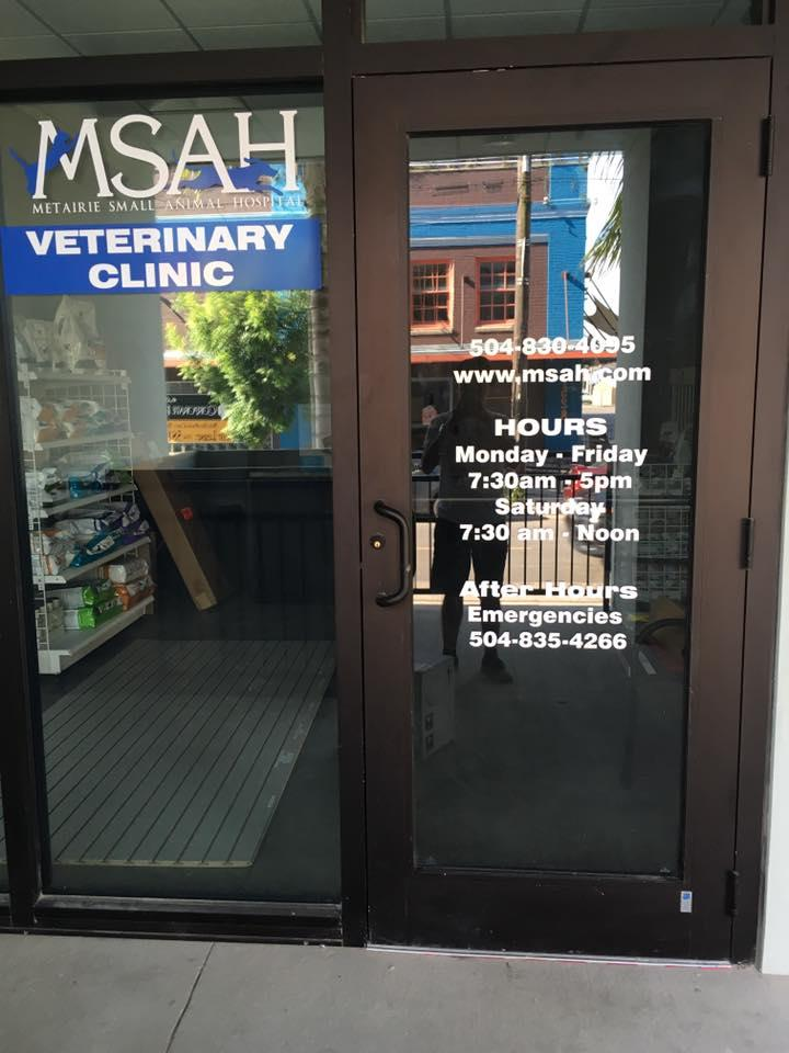 Our Freret Street Location is Now Open | MSAH - Metairie Small